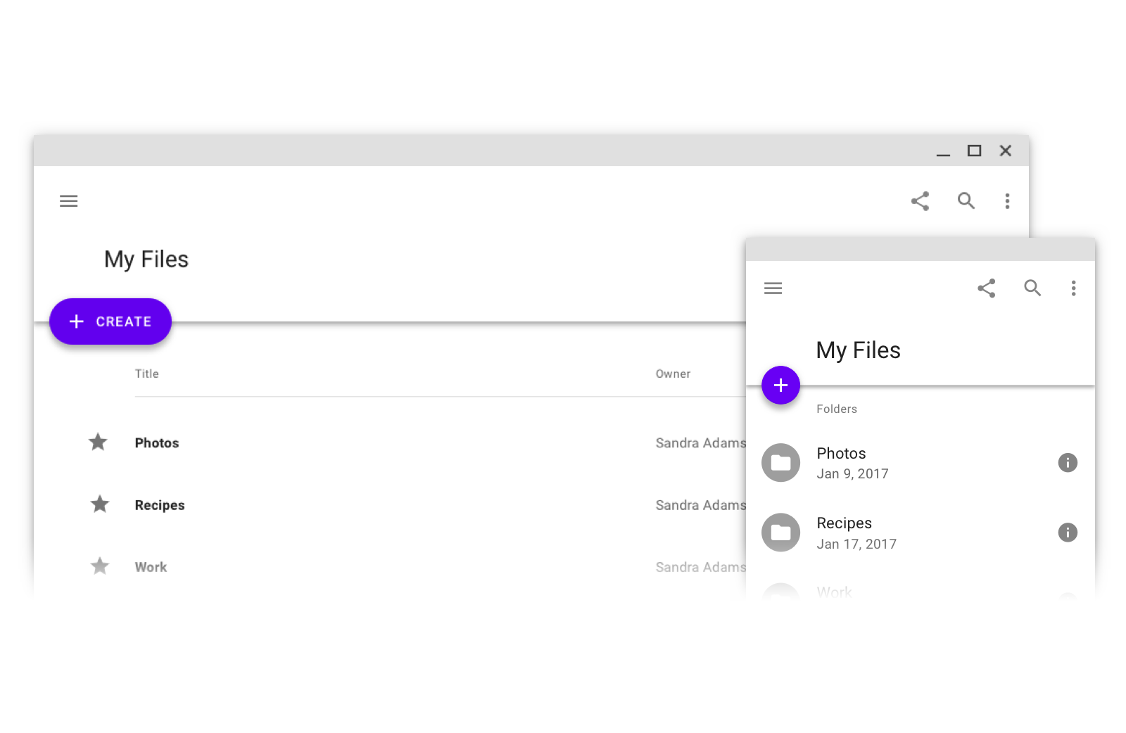 The story behind the Floating Action Button in Material Design