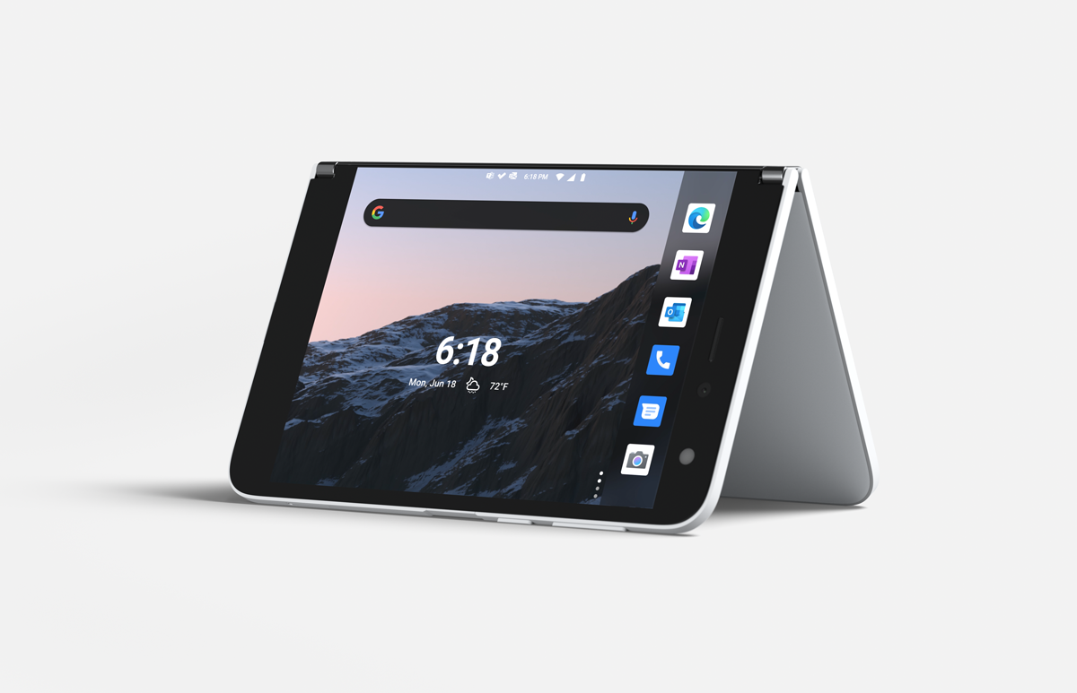 Designing for Microsoft Surface Duo