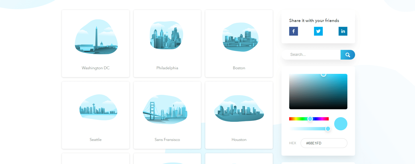 Top 5 websites with free illustrations