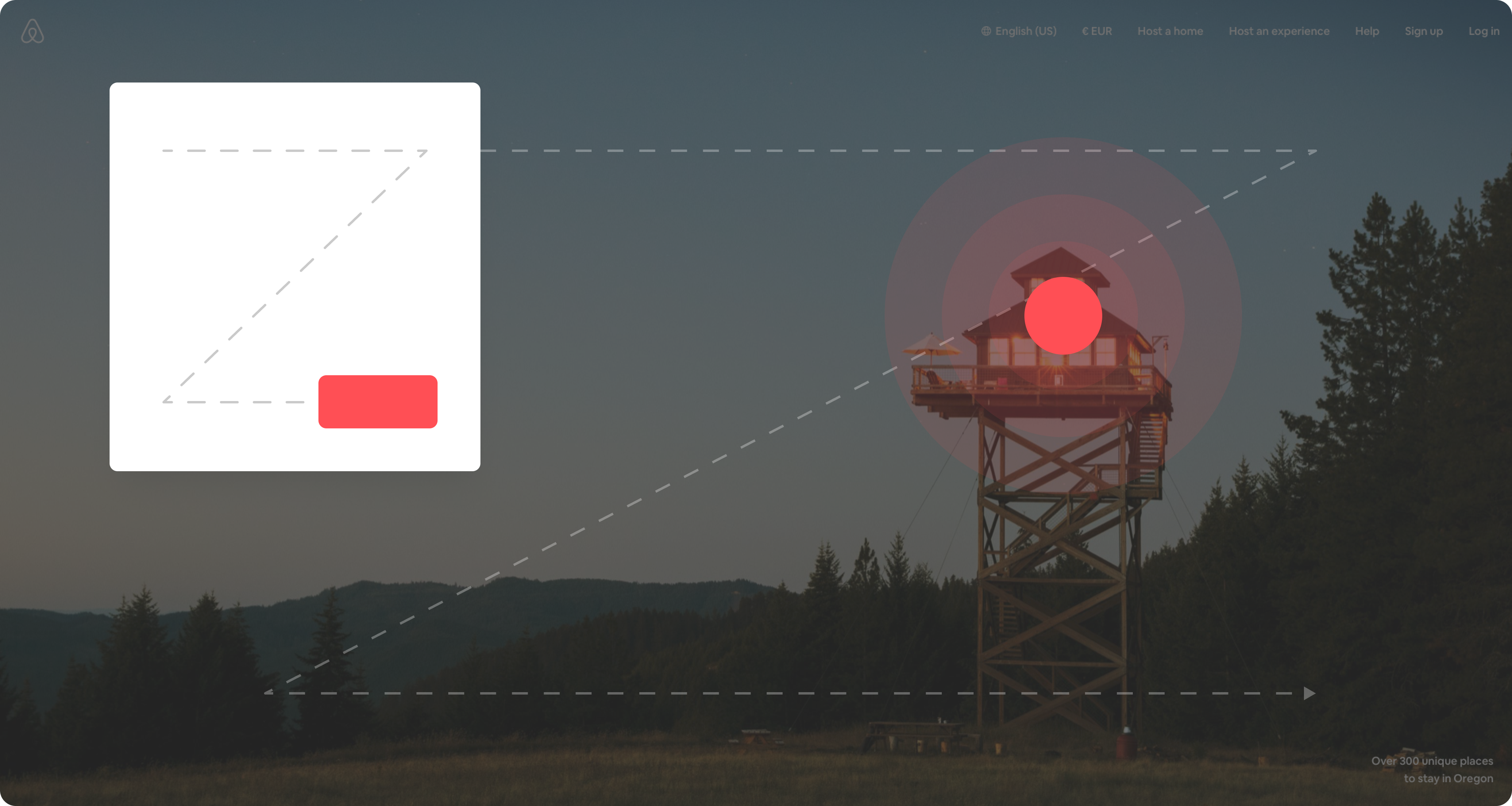 How Airbnb Drives User Action With Its Landing Page Design - UX Analysis